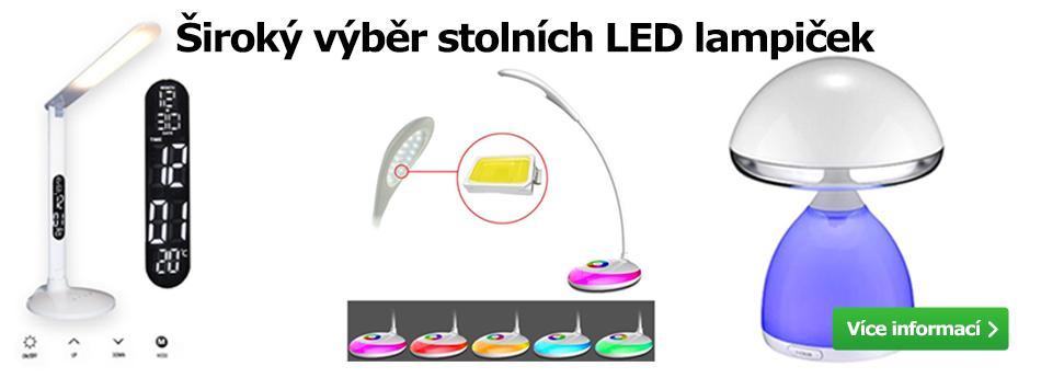 Stolní LED lampičky