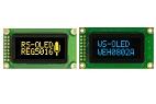 Alfanumerické OLED displeje