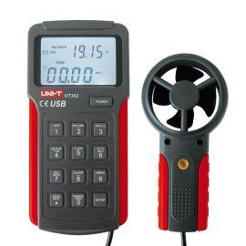 Digitálny anemometer UNI-T UT362 s pripojením k USB