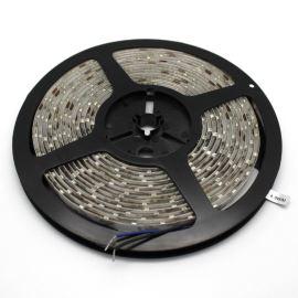 LED pásek modrá délka 1 metr, SMD 3528, 60LED/m - vodotěsný (silikagel) - IP65 STRF 3528-60-B-IP65