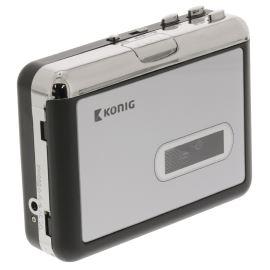 Přehrávač pro digitalizaci kazet USB König HAV-CA10