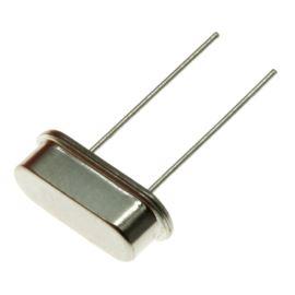 Krystalový rezonátor 4MHz ±30ppm 20pF HC49US Auris Q-4M-HC49US-F-30-30-D-20