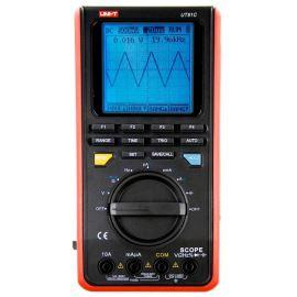 Digitální multimetr s jednokanálovým osciloskopem 16MHz UNIT-T UT81C