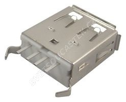 Konektor USB A zásuvka Multicomp MC32595