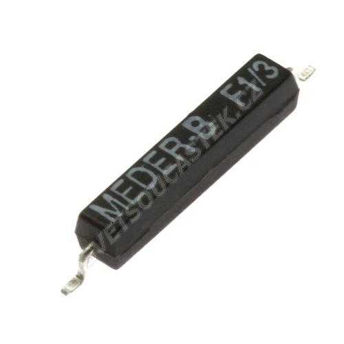 Jazýčkový magnetický kontakt 200V 0.5A SMD Meder MK16-B-2