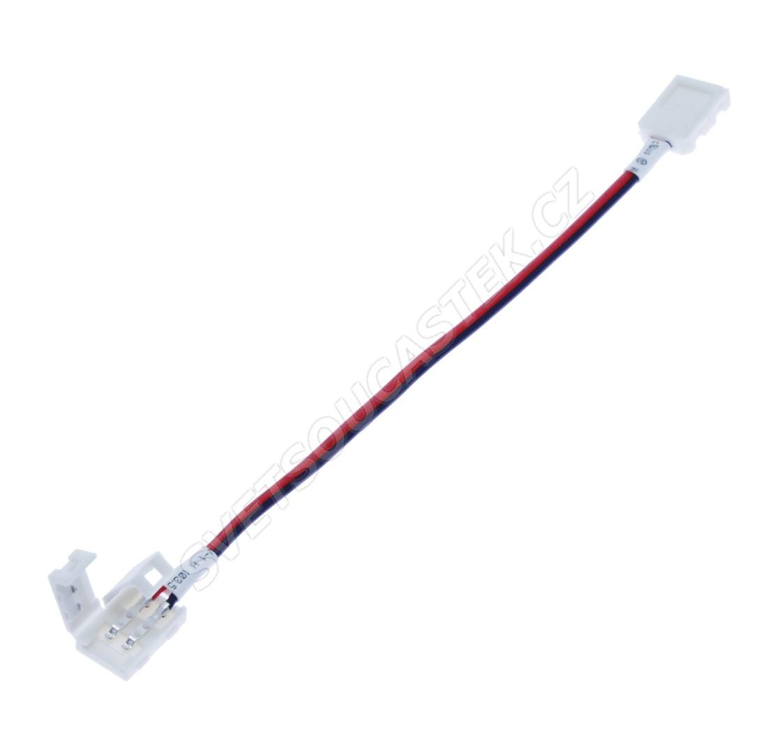 Propojovací kablík pro 8mm LED pásky