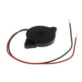 Piezoelektrický měnič 80dB 12VAC 5mA 4KHz Loudity LD-BZPN-2312