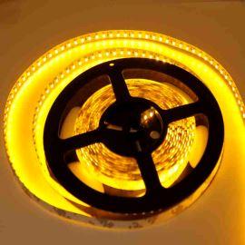 LED pásek žlutá délka 1 metr, SMD 3528, 120LED/m - nevodotěsný STRF 3528-120-Y