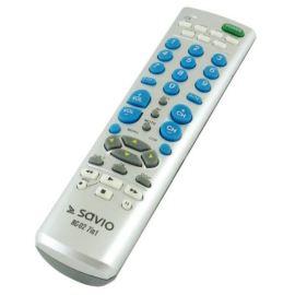 Univerzální dálkový ovladač k TV 7v 1 Savio RC-02