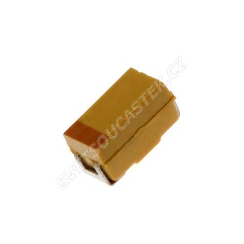 Tantalový kondenzátor SMD CTS 10uF/16V A 10% AVX TAJA106K016RNJ