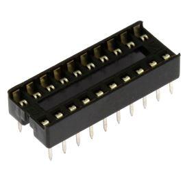 Patice pro IO 20 pinů úzká DIL20 Xinya 125-3-20