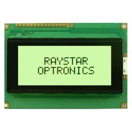 Alfanumerický LCD displej Raystar RC1604A-YHW-ESV