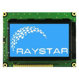 Grafický LCD displej Raystar RG12864A-BIW-V