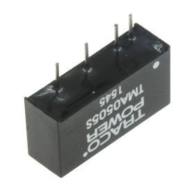 DC/DC měnič do DPS vstup 4.5..5.5V, výstup 5V, 0.2A SIP4 TMA0505S