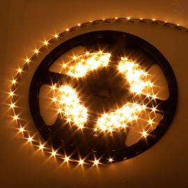 LED pásek teplá bílá délka 1 metr, SMD 335 (boční), 60LED/m - nevodotěsný STRF 335-60-WW