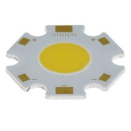 LED STAR 3W teplá bílá 320lm/120° Hebei SR12N3W3C