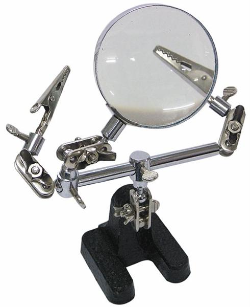 Zhongdi Electronic Tools Třetí ruka s lupou Zhongdi ZD-10D