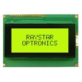 Alfanumerický LCD displej Raystar RC1604A-FHY-ESV