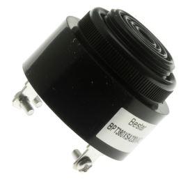 Piezoelektrický měnič 90dB 230VAC 25mA 2.9KHz BeStar BPT-380X-SA230V