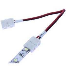 Propojovací kablík pro 8mm LED pásky - Hebei 8mm Connector 122400008