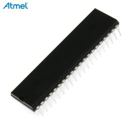 8-Bit MCU ISP 4-5.5V 4K-Flash 24MHz DIP40 Atmel AT89S51-24PU