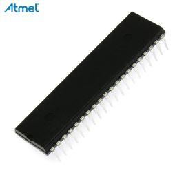 8-Bit MCU AVR 2.7-5.5V 64kB Flash 20MHz DIP40 Atmel ATMEGA644P-20PU