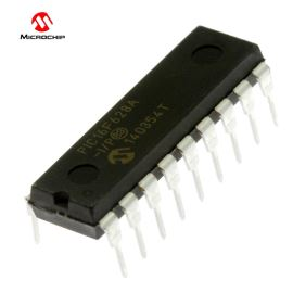 8-Bit MCU 3-5.5V 3.5kB Flash 20MHz DIP18 Microchip PIC16F628A-I/P
