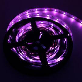 LED pásek RGB délka 1 metr, SMD 5050, 60LED/m - vodotěsný (silikagel) STRF 5050-60-RGB-IP65