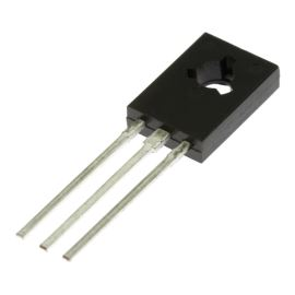 Tranzistor bipolární NPN 80V 1.5A THT TO126 12.5W BD139-10