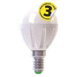 LED žárovka Premium Mini Globe 6W/270° teplá bílá E14/230V Emos Z73720