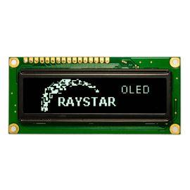 Grafický OLED displej Raystar REG010016AWPP5N00000