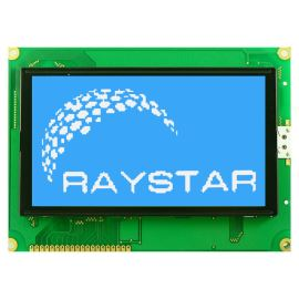 Grafický LCD displej Raystar RG240128B-BIW-V