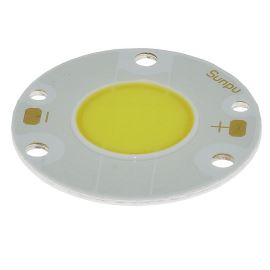 LED 4W kulatá stud. bílá 600lm/120° Hebei 4VAC13W6
