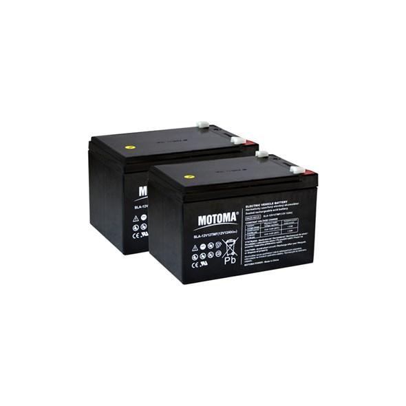 MOTOMA Trakční akumulátor 24V/12Ah