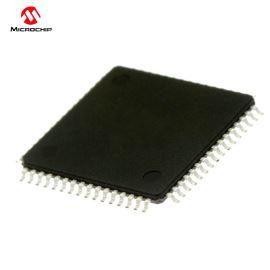 32-Bit MCU 2.3-3.6V 128kB Flash 80MHz TQFP64 Microchip PIC32MX320F128H-80I/PT