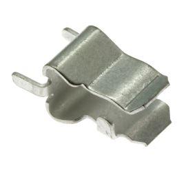 Držák pro trubičkové pojistky prům. 6.3mm do DPS Osterrath 82-2429-11/0030