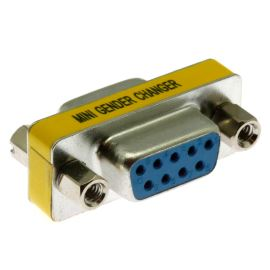 Redukce CANON 9 (D-SUB) zásuvka na CANON 9 (D-SUB) zásuvka Connfly DS1082-02-9P8LNCC
