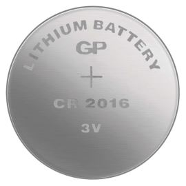 Lítiová gombíková batéria GP CR2016