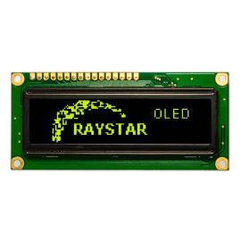 Grafický OLED displej Raystar REG010016AYPP5N00000