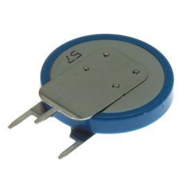 Lithiová knoflíková baterie s kontakty do DPS Varta CR2032SLF