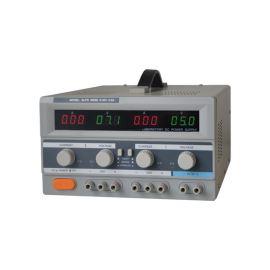 Zdroj laboratórne Geti GLPS 3005 2x0-30V / 0-5A + (5V-3A)