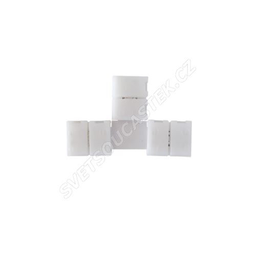 Spojka pro 8mm LED pásky typ T