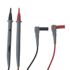 Měřicí hroty UNI-T L sada-červený, černý (UT71,UT81)