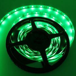 LED pásek zelená délka 1 metr, SMD 5050, 30LED/m - nevodotěsný STRF 5050-30-G