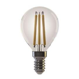 LED žárovka filament 4W/300° teplá bílá E14/230V Emos Z74230