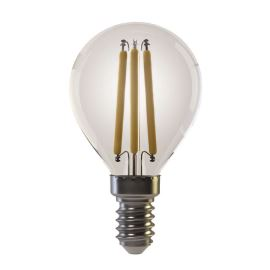 LED žiarovka filament 4W / 300 ° teplá biela E14 / 230V Emos Z74230