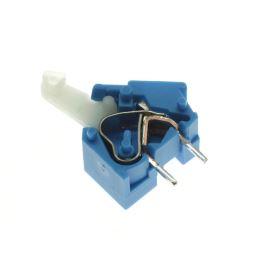 Svorkovnice s tlačítkem do DPS modrá 400V/16A WAGO 256-754