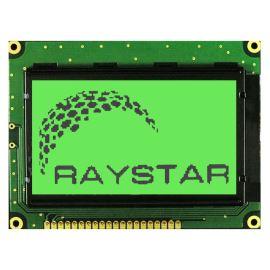 Grafický LCD displej Raystar RG12864A-GHY-V