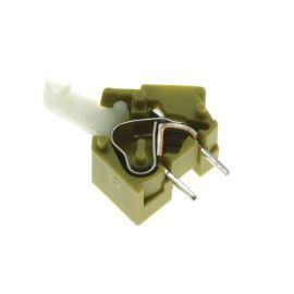 Svorkovnice s tlačítkem do DPS světle zelená 400V/16A WAGO 256-757