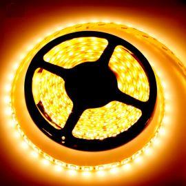 LED pásek teplá bílá, SMD 5050, 60LED/m (balení 5m) - vodotěsný (silikagel) - IP65 STRF5-5050-W3-60-24V-WP-T-IP65
